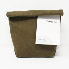 Load image into Gallery viewer, Vleather Snack Bag