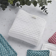 Load image into Gallery viewer, 100% Cotton Unpaper Towels - Waffle