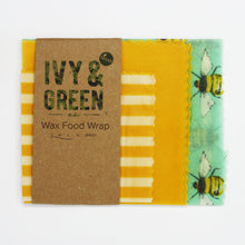Load image into Gallery viewer, Vegan Wax Food Wraps