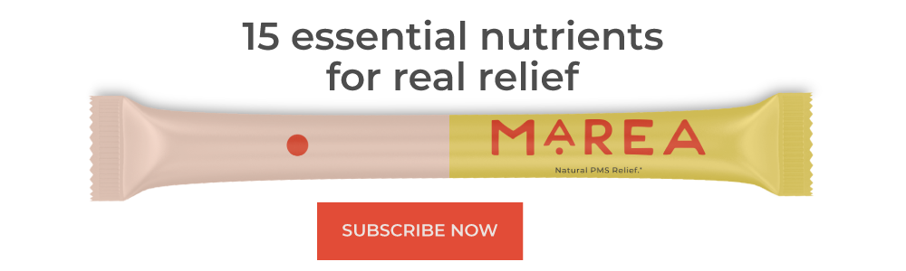Marea PMS Elixir: Multivitamin with 15 Essential Nutrients