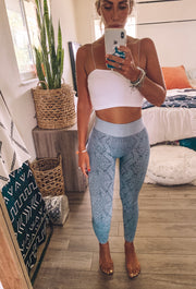Dunes Slithern  Leggings - Le Le Fashion Boutique
