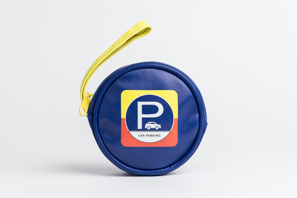 Parking coin purse