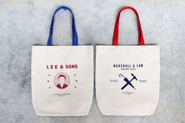 The Singapore & Co. Essentials Tote Bag