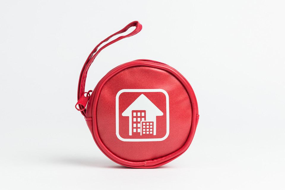 Property coin purse