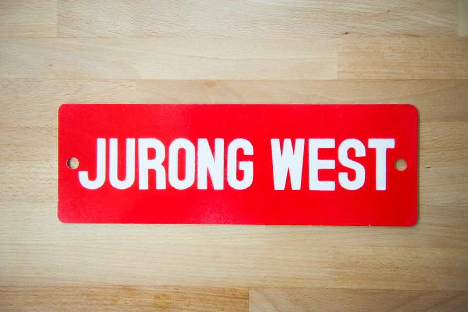 Uncle, Jurong West, two stops, can?