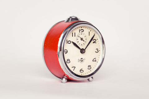 Soviet Yerevan Mechanical Alarm Clock - a must-have.