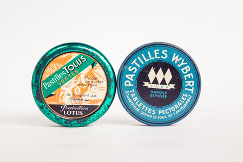 Mini French Tins