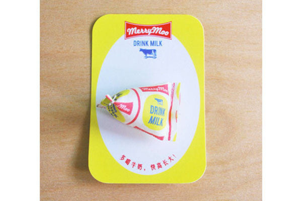 Milk Pack Pin