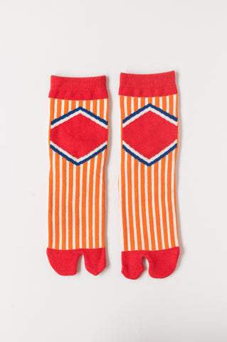MEMENTO TABI SOCKS: TASTY SNACK