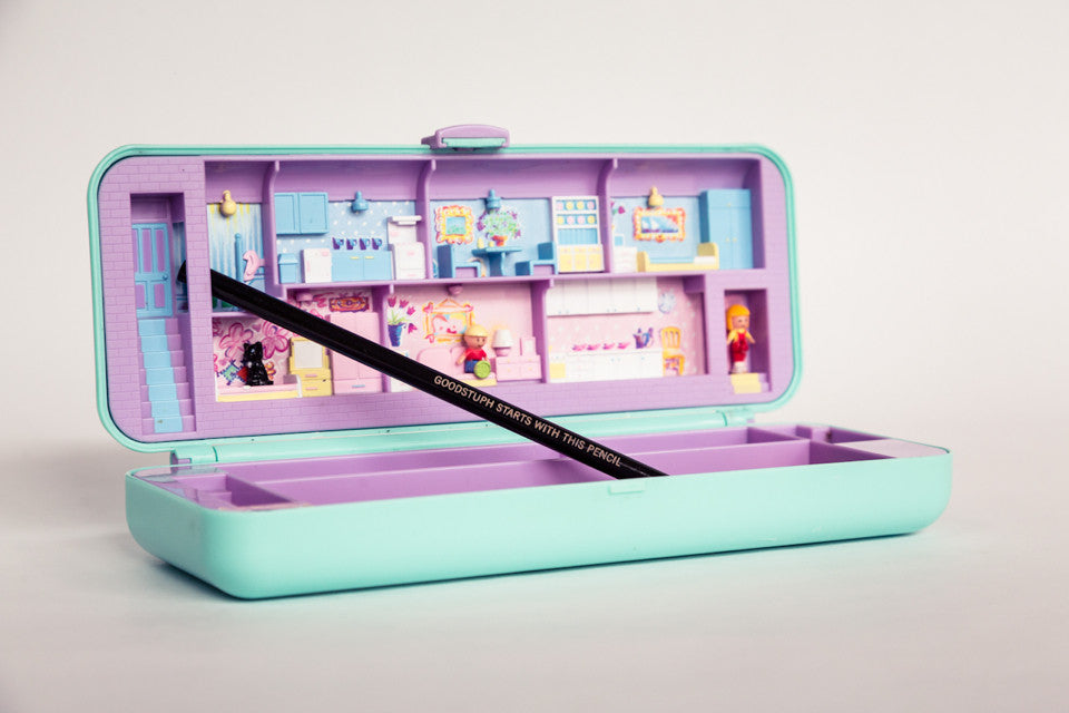 Did you know that Polly Pocket was created by a father for his daughter?