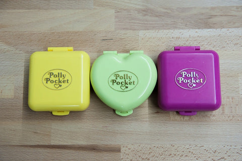 1989 Polly Pocket