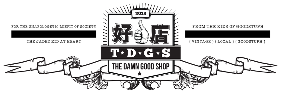 THE DAMN GOOD SHOP • 好店