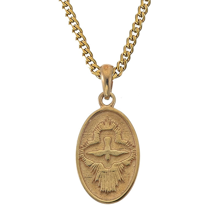 DOVE PENDANT (GOLD)