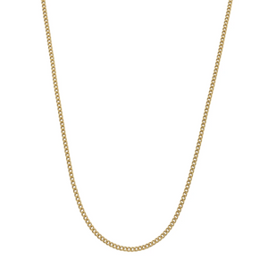 CUBAN CHAIN (GOLD)