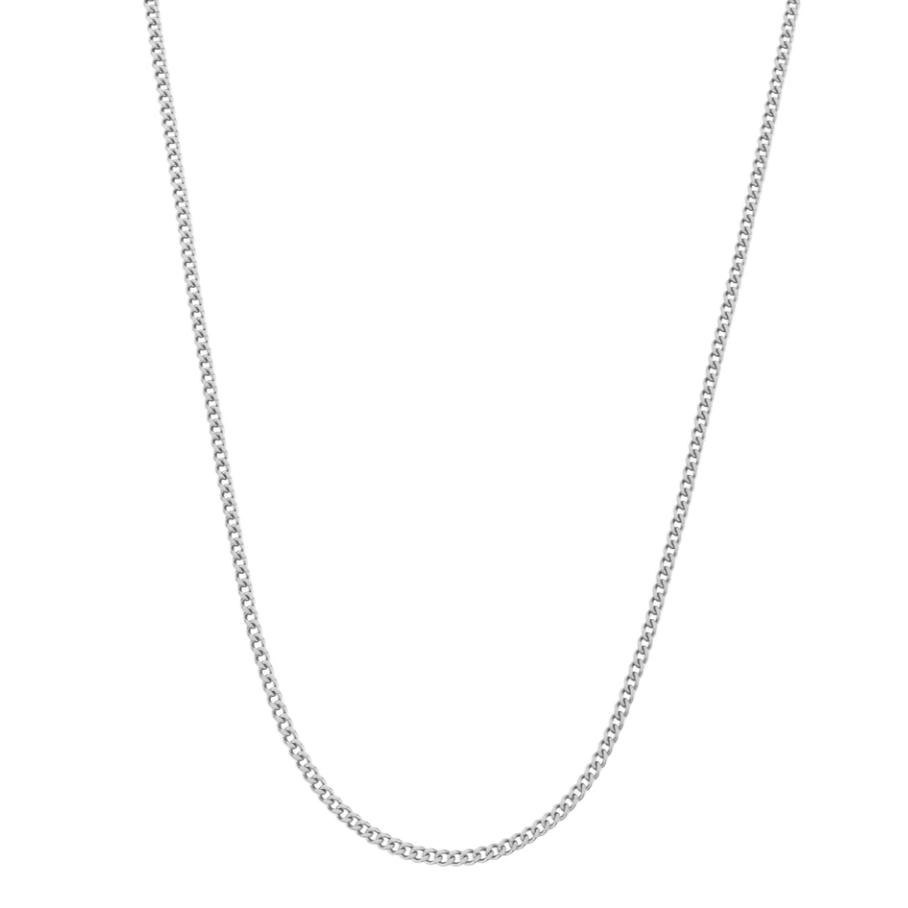 CUBAN CHAIN (SILVER)