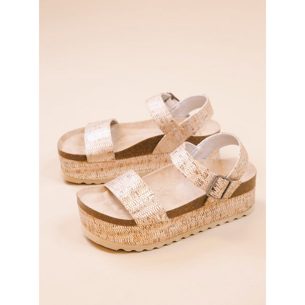 Chrissy Platform Sandal - Tres Chic Boutique
