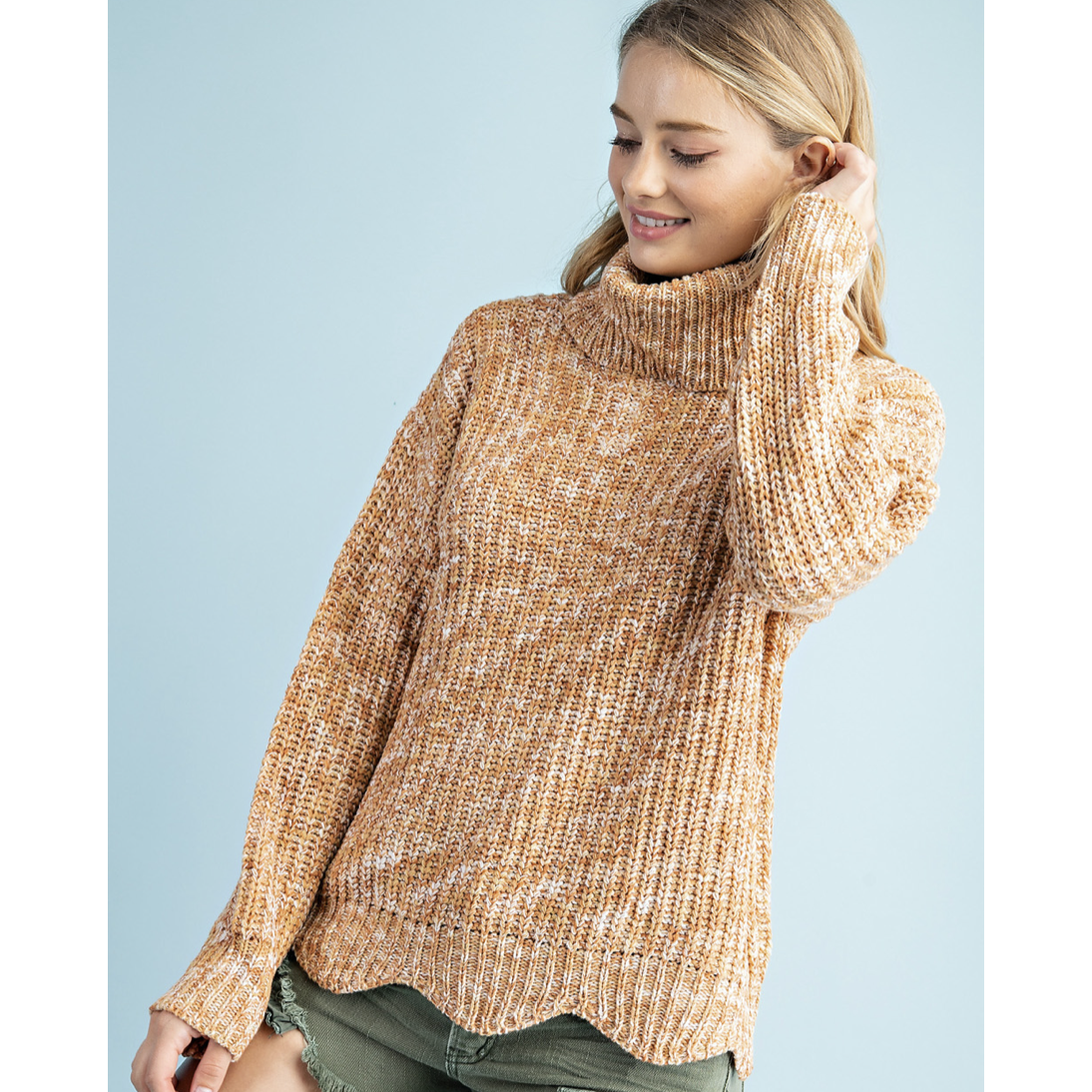 Payton Sweater - Tres Chic Boutique