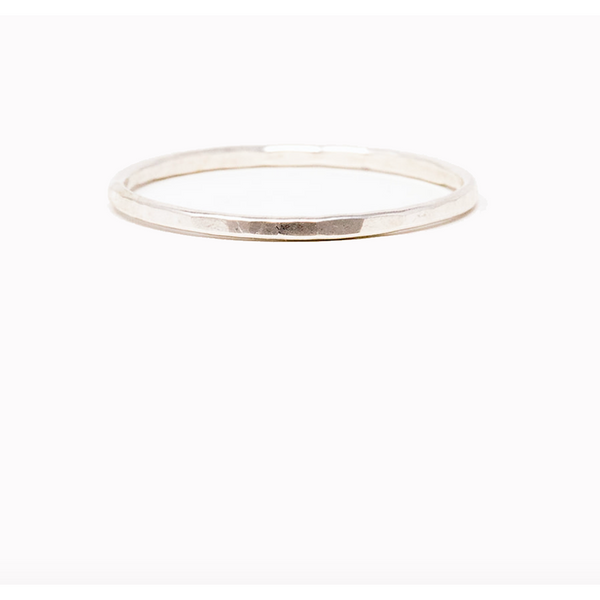 Sterling Silver Stackable Rings - Tres Chic Boutique