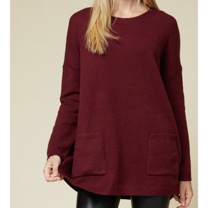 Cindy Sweater - Tres Chic Boutique