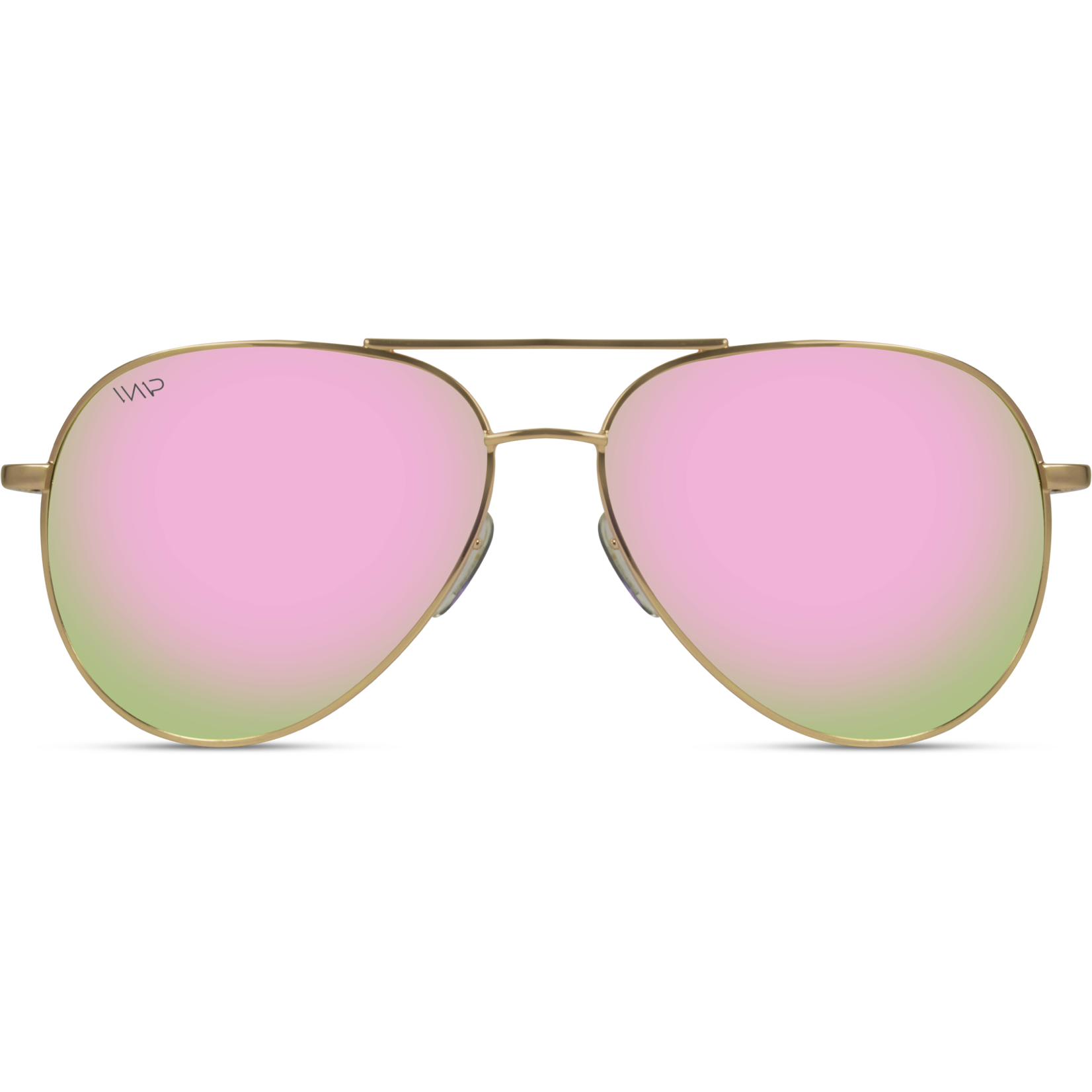 Megan Polarized Gold Aviator-1 - Tres Chic Boutique