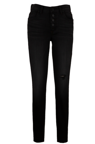 Connie High Rise Ankle Skinny - Tres Chic Boutique