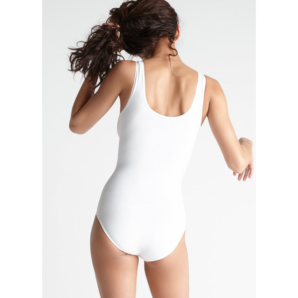 Cotton Shaping Full Back Bodysuit - Tres Chic Boutique