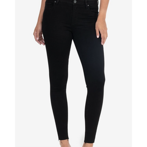 Donna High Rise Ankle Skinny - Tres Chic Boutique