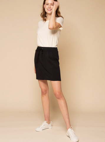 The Herring Skirt-Black