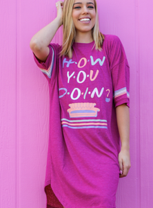 How You Doin? - Sleep Shirt