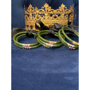 Jade 3 Kings All Weather Bangles