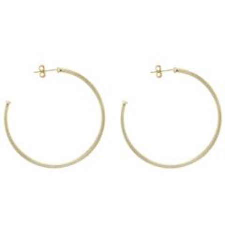 Perfect Hoops-D - Tres Chic Boutique