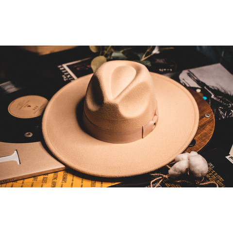 Luna Wide Brim Hat