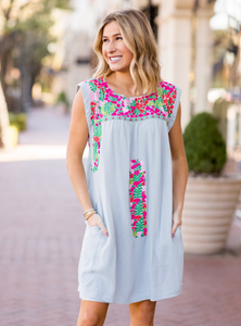 The Sawyer Dress