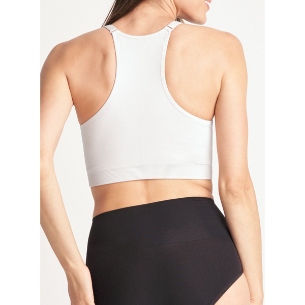 Whitney Seamless Low Impact Unlined Sports Bra - Tres Chic Boutique