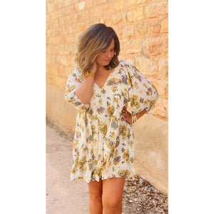 Nelly Floral Dress