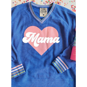 MaMa Corded Fleece Sweater (S-XL)