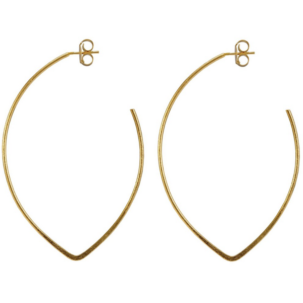 Milena Hoops - Tres Chic Boutique