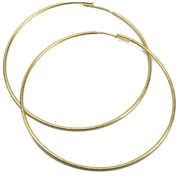 Lisa Hoops - Tres Chic Boutique