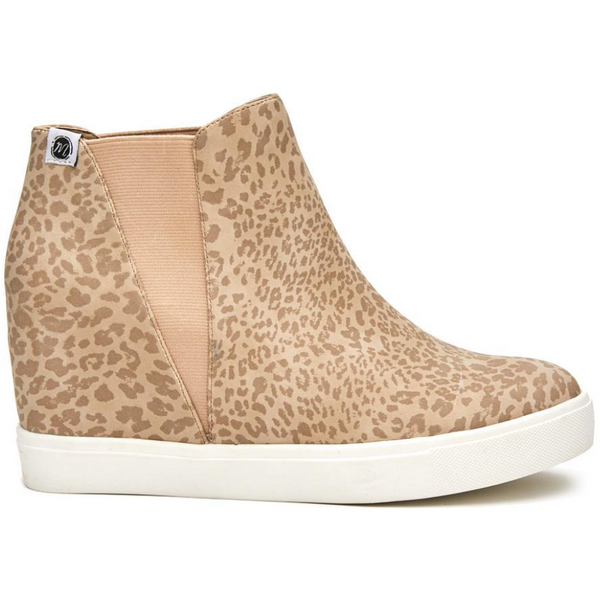 Lure Leo Wedge Sneaker - Tres Chic Boutique