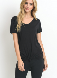 Tiffany Top-Black