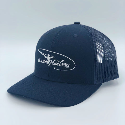 Double Haul Fly Navy Hat