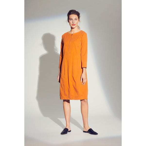 Bitte Kai Rand Peach Tencel Dress