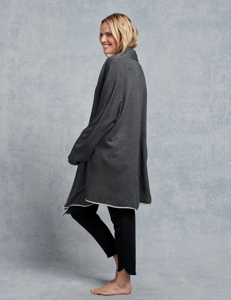 Tee Lab Drape Coat