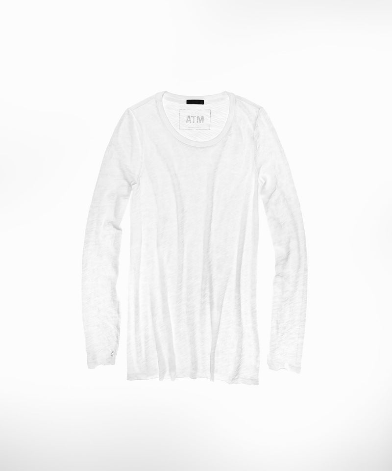 ATM Destroy Wash Long Sleeve Tee