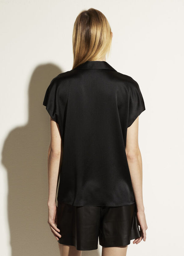 Back of blouse.