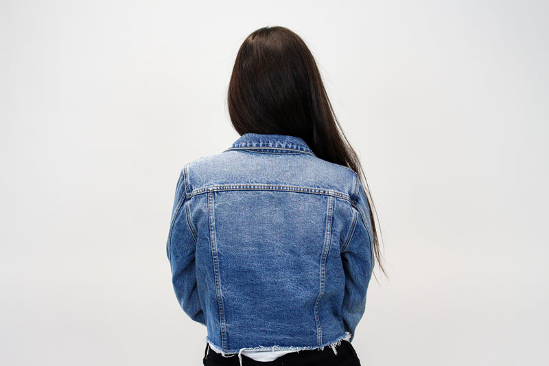 GRLFRND Cara Denim Jacket