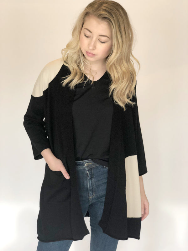 Bitte Kai Rand Bloom Knit Cardigan
