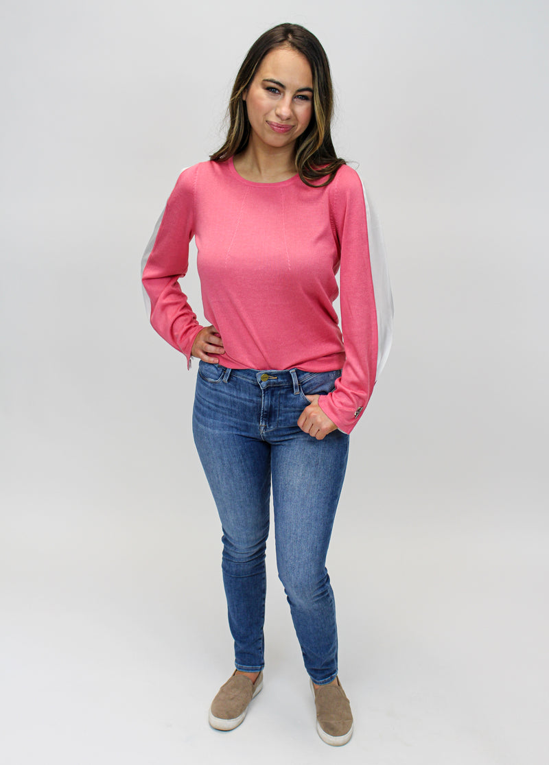 SOH Pullover with Arm Inset