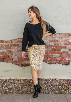 Cupcakes and Cashmere Lorelai Skirt