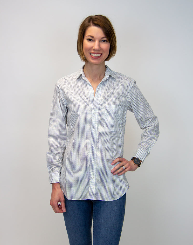 Frank & Eileen Cotton Joedy Shirt